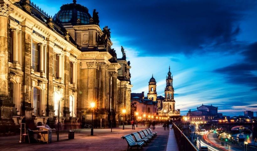 德国新天鹅堡风景写真,名胜古迹-靓丽图库