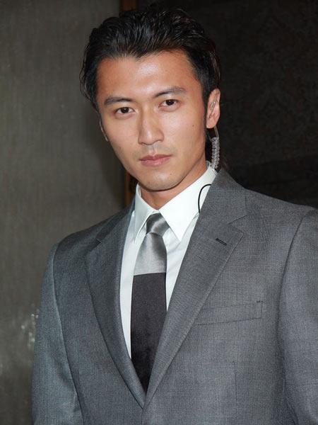 初中时候最喜欢的帅哥明星谢霆锋