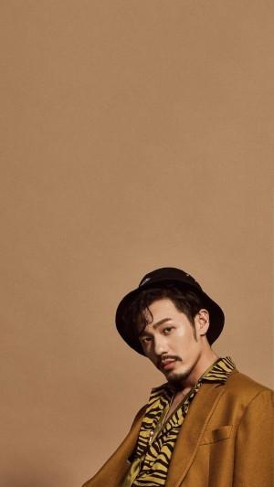 型男白宇时尚帅气写真图片壁纸