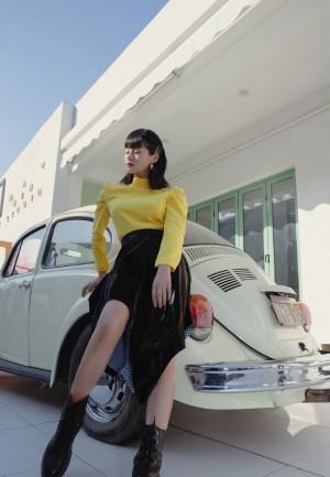 安悦溪时尚青春魅力写真大片
