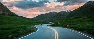 阿拉斯加风景路线