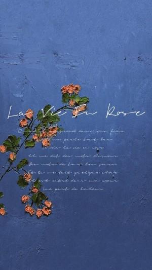 花瓣之旅油画棒唯美手机壁纸 第一辑