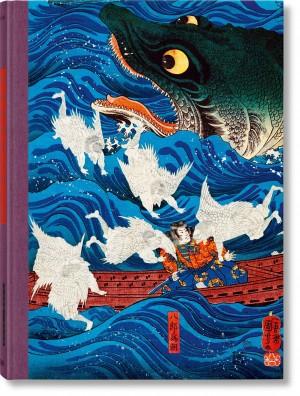 Taschen的新书《日本木刻版画》