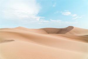 美丽壮观的沙漠风光高清桌面壁纸