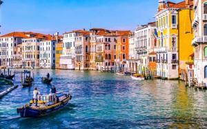 威尼斯绝美自然风景图片桌面壁纸