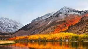 优胜美地清新唯美自然风景壁纸