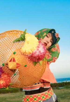 黄龄《姐姐的爱乐之程》民族风剧照图片