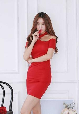 韩国性感美女人体艺术写真