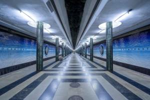 苏联的地铁站
