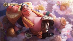 《王者荣耀》2019猪年最新限定皮肤