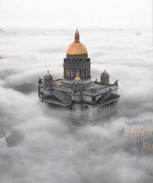 俄罗斯彼得堡圣以撒主教座堂