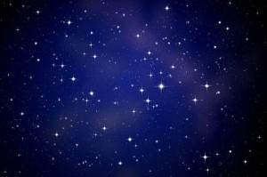 耀眼闪烁星星高清手机壁纸