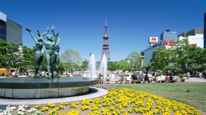 日本北海道秀丽风景高清桌面壁纸