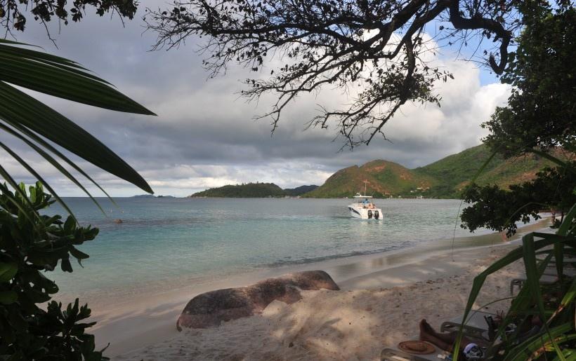 非洲岛国塞舌尔风景图片
