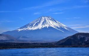 日本著名的山峰富士山