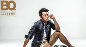 电影《奔跑吧兄弟》主演郑恺登《BQ》杂志封面