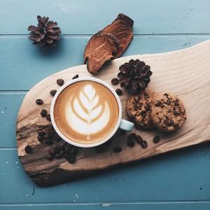 香濃咖啡下午茶圖片