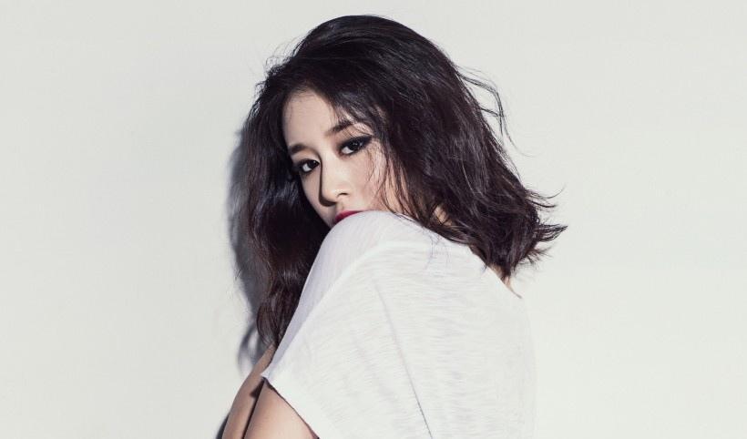 韓國T-ara成員樸智妍寫真