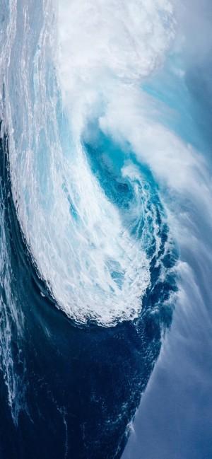 大海冰山唯美高清手機壁紙