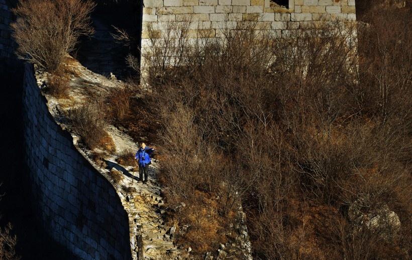 北京箭扣长城风景写真