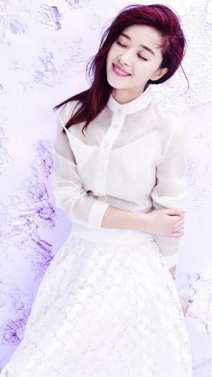 阚清子甜美气质写真图片