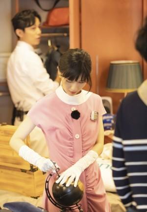 papi酱姜逸磊《明星大侦探第五季》真人秀剧照图片