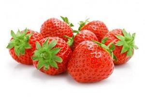 可口草莓高清桌面壁纸