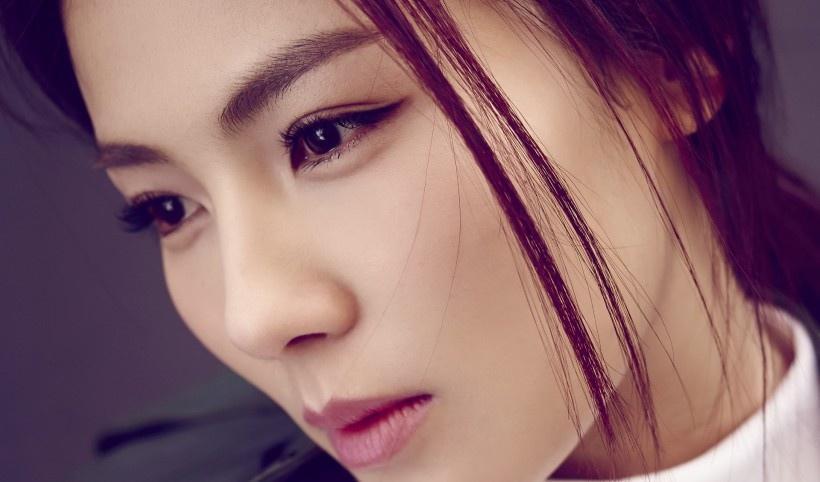 美女明星刘涛写真