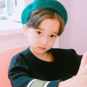 可爱的小帅哥照片-林太昊