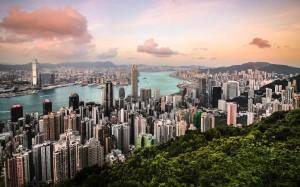 五一小长假一起游玩香港