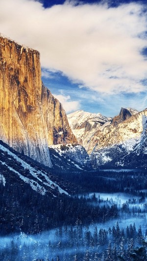 优胜美地风景壁纸