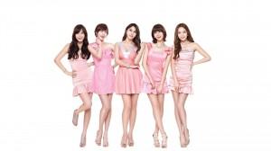 韩国女子组合团体KARA