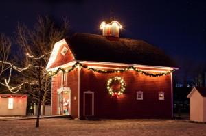 圣诞节超美圣诞屋