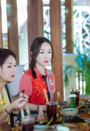 《妻子的浪漫旅行3》霍思燕第四期美艳剧照图片
