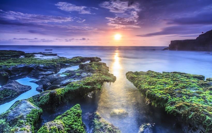 印尼巴厘岛风景图片