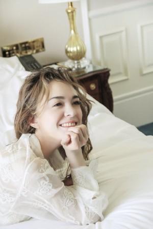 张榕容唯美居家写真图片