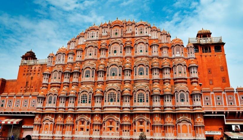 印度风之宫殿风景图片
