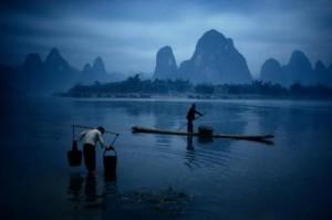 迷人的桂林山水
