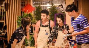 黄晓明中餐厅表现 黄晓明参加的综艺节目