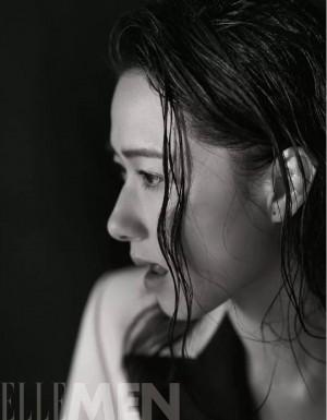 万茜暗黑系魅惑写真图片