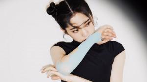 欧阳娜娜暗黑春丽俏皮青春造型写真
