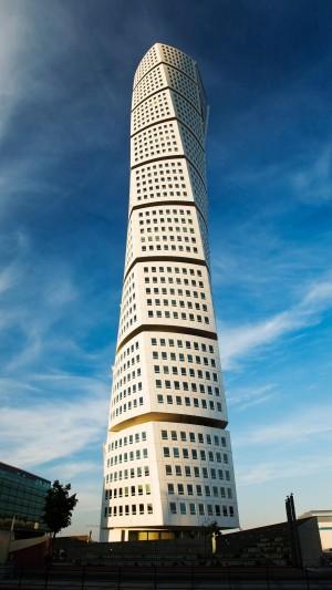 瑞典的马尔默旋转大厦