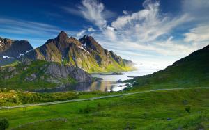 细选北欧风景