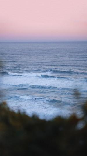 优美的大海风光