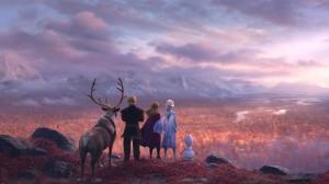 《冰雪奇緣2》劇照圖片