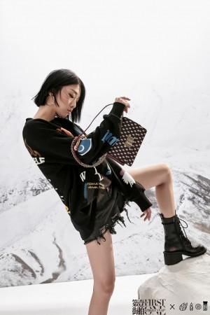 yamy酷美时尚造型写真图片