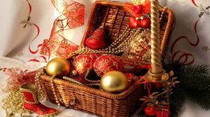 圣诞节精致创意挂饰