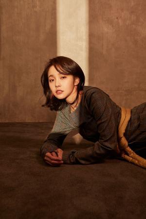 张佳宁魅力时尚写真图片
