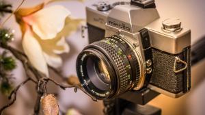 各种各样的数码相机