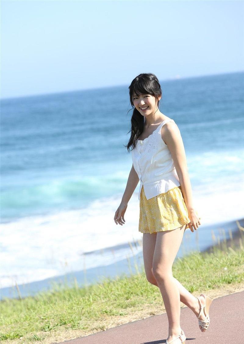 日本国民性感美少女铃木爱理夏日写真清新通透
